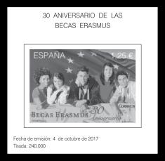 30 aniversario becas eramus Album Cultural Torres