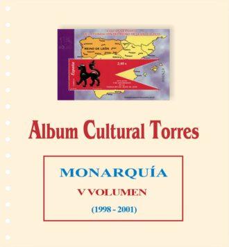 volumen V monarquia