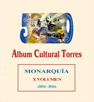 volumen X monarquia